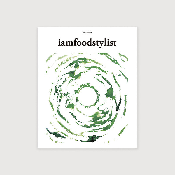 iamfoodstylist vol.19 cabbage